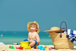 Sonnenschutz Baby