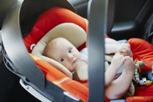 Babyschale Überrollbügel Sicherheit