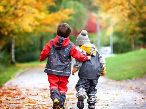 Geschwister - Die Bindung zwischen Geschwisterkindernr