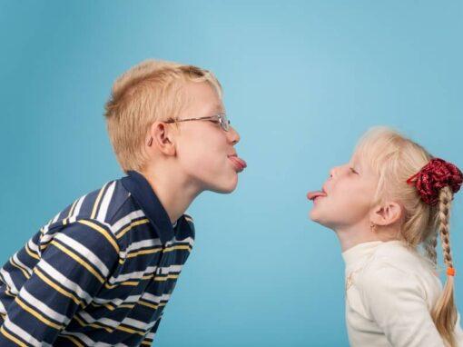 Geschwisterstreit und Geschwisterrivalität